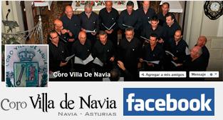 coro villa de navia facebook
