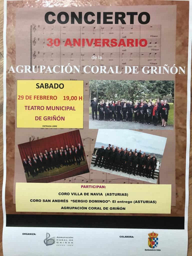 Concierto en Griñon 2020