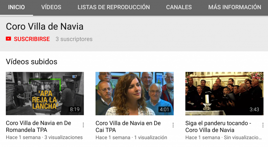 captura canal youtube