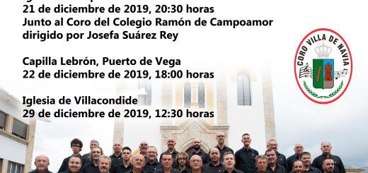 conciertos navidad 2019